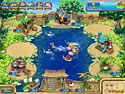 Farm Frenzy: Gone Fishing game