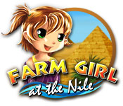 Farm Girl at the Nile
