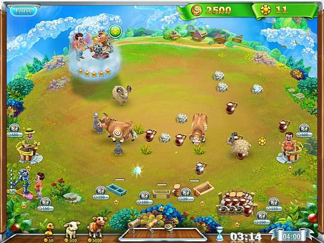 Snow globe farm world free game gamesgofree. Com download and.